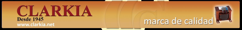 Clarkia – Transformadores – Sistemas de Regulación flujo luminoso doble nivel de tensión – Cargadores baterias automaticas – Inductancias